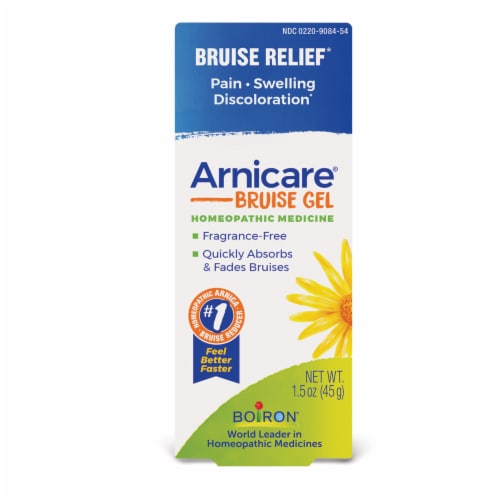 Boiron Arnicare Bruise Relief Gel Perspective: front