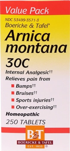Boericke & Tafel  Arnica Montana 30C Perspective: front