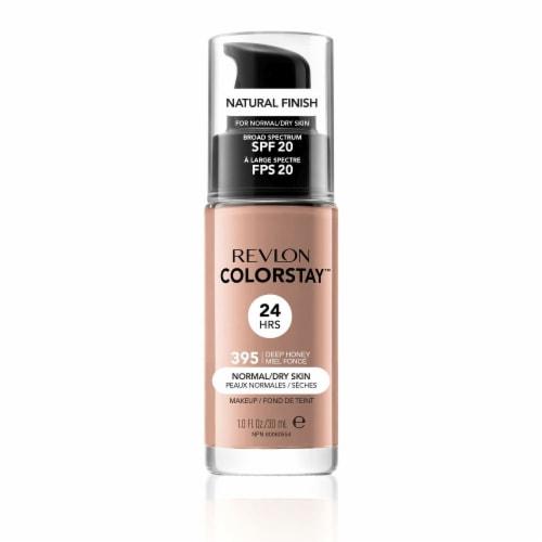 Revlon Colorstay Makeup Foundation Deep Honey Perspective: front