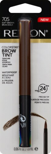Revlon Colorstay 705 Soft Brown Brow Tint Perspective: front