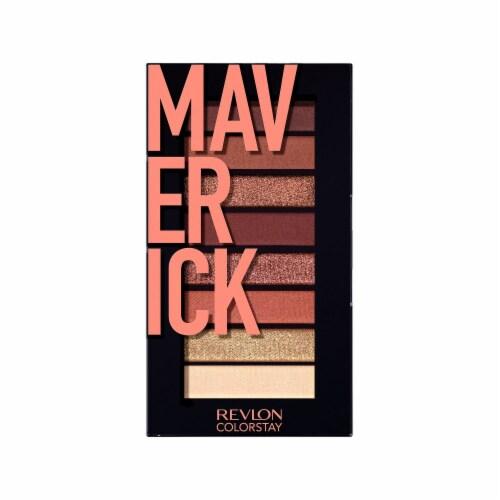 Revlon ColorStay Looks Book 001 Maverick Palette Perspective: front