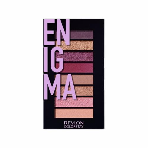 Revlon ColorStay Looks Book 002 Enigma Palette Perspective: front
