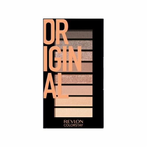 Revlon ColorStay Looks Book 004 Original Eyeshadow Palette Perspective: front