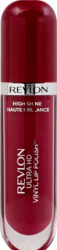 Revlon Ultra HD Vinyl Berry Blissed Lip Polish Perspective: front