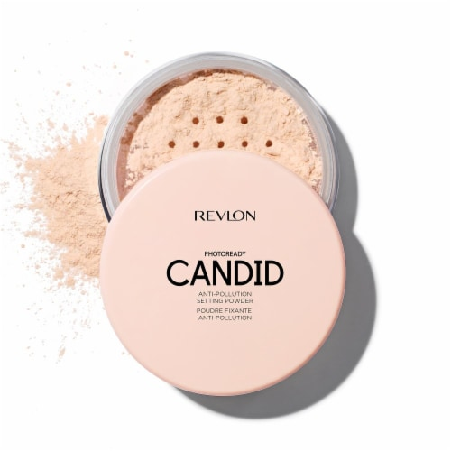 Revlon PhotoReady Candid Anti-Pollution Setting Powder Perspective: front