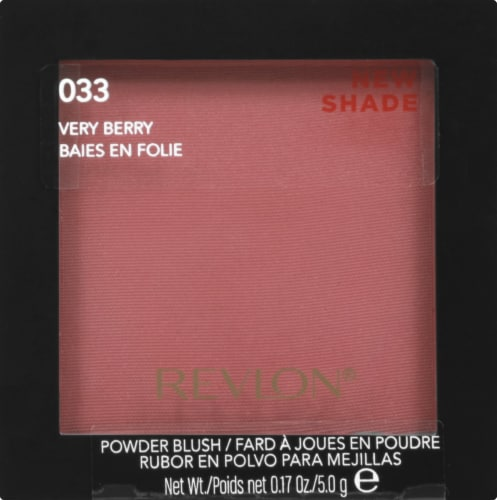 Revlon Very Berry 003 Blush Perspective: front
