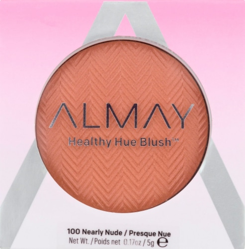 Almay 100 Nearly Nude Healthy Hue Blush Perspective: front