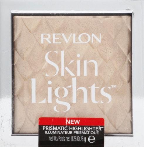 Revlon Skinlights Daybreak Glimmer Prismatic Highlighter Perspective: front
