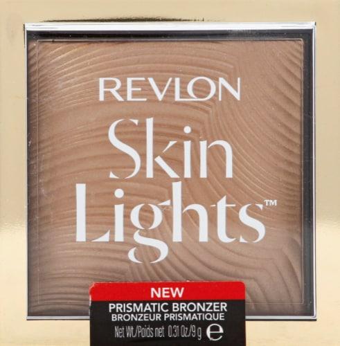 Revlon Skinlights Sunlit Glow Bronzer Perspective: front