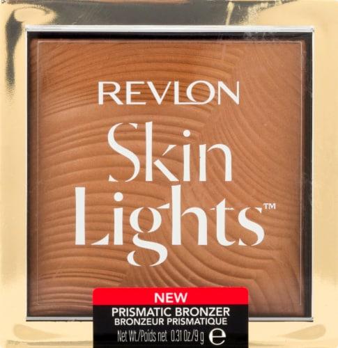 Revlon Skinlights Sun Kissed Beam Bronzer Perspective: front