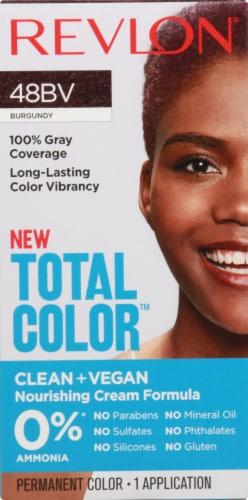 Revlon Total Color 48BV Burgundy Permanent Color Perspective: front