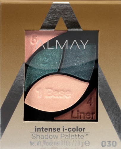 Almay Intense I-Color 030 Eye Shadow Palette Perspective: front