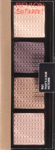 Revlon Prismatic Quad 961 That's a Dub Eyeshadow Palette Perspective: front
