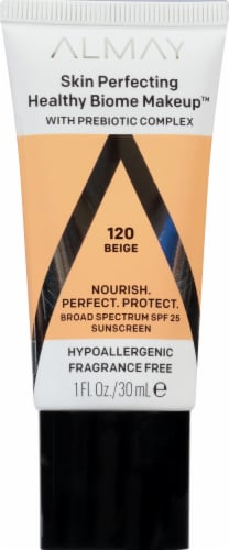 Almay Beige Skin Perfecting Healthy Biome Makeup Perspective: front