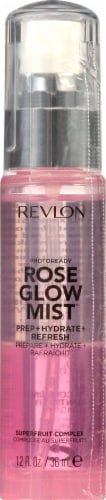 Revlon PhotoReady Rose Glow Mist Perspective: front