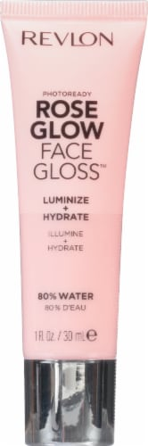 Revlon PhotoReady Rose Glow Face Gloss Perspective: front
