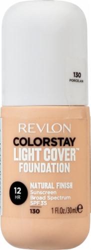 Revlon ColorStay Porcelain Light Cover Foundation SPF 35 Perspective: front