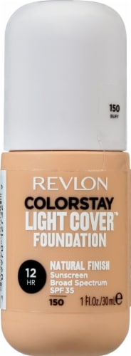Revlon ColorStay Buff Light Cover Foundation SPF 35 Perspective: front