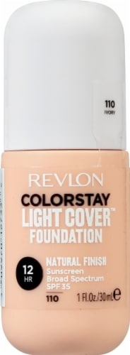 Revlon ColorStay Ivory Light Cover Foundation SPF 35 Perspective: front