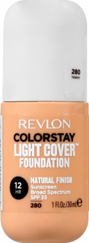 Revlon ColorStay Tawny Light Cover Foundation SPF 35 Perspective: front