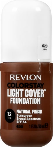Revlon ColorStay Light Cover Java Foundation Perspective: front