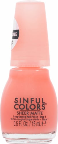 Sinful Colors Nail Polish - Hot and Hazy Perspective: front