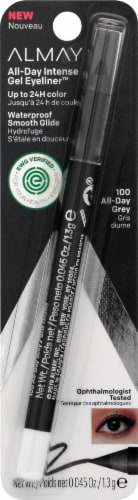 Almay All-Day Intense 100 All-Day Grey Gel Eyeliner Perspective: front
