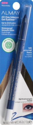 Almay All-Day Intense Nocturnal Navy Gel Eyeliner Perspective: front