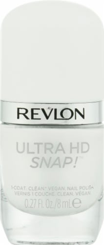 Revlon Ultra HD Snap! 001 Early Bird Matinal Nail Polish Perspective: front