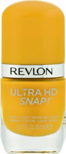 Revlon Ultra HD Snap! 010 Marigold Maven Nail Polish Perspective: front