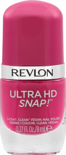 Revlon Ultra HD Snap! 029 Berry Blissed Nail Polish Perspective: front