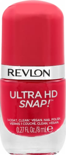 Revlon Ultra HD Snap! Nail Polish - 030 Cherry On Top Perspective: front