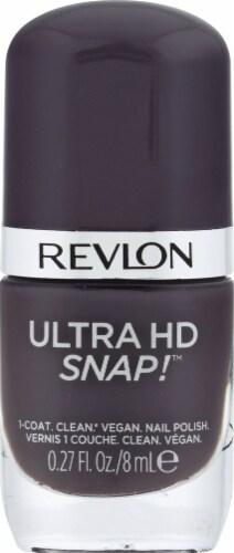 Revlon Ultra HD Snap! Grounded Nail Polish Perspective: front