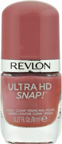 Revlon Ultra HD Snap! 032 Birthday Suit Nail Polish Perspective: front
