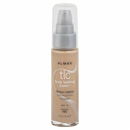 Almay Truly Lasting Color 160 Naked Makeup Perspective: front