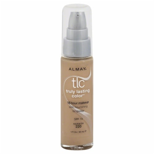 Almay Truly Lasting Color 220 Neutral Makeup Perspective: front