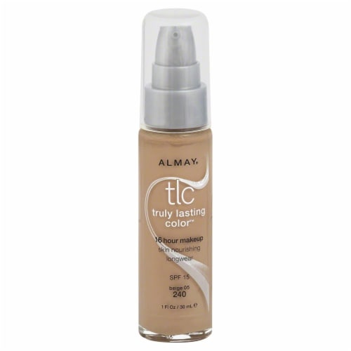 Almay Truly Lasting Color 240 Beige Makeup Perspective: front