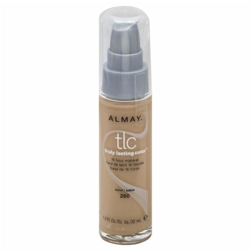 Almay Truly Lasting Color 260 Sand Makeup Perspective: front
