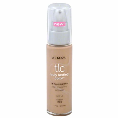 Almay Truly Lasting Color 280 Warm Makeup Perspective: front