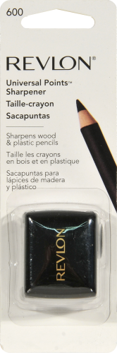 Revlon Universal Points Sharpener Perspective: front