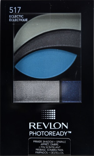 Revlon PhotoReady Eclectic Primer Shadow + Sparkle Perspective: front