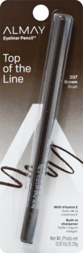 Almay 207 Brown Eyeliner Pencil Perspective: front