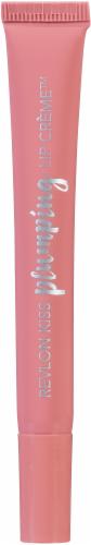 Revlon Kiss Plumping Lip Creme Barely Blush Lip Gloss Perspective: front
