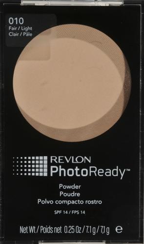 Revlon PhotoReady Fair Light Powder Perspective: front