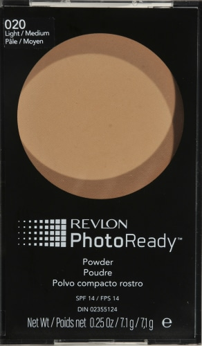 Revlon PhotoReady 020 Light Medium Powder Perspective: front
