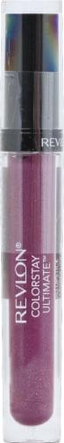 Revlon ColorStay Ultimate 008 Vigorous Violet Lipstick Perspective: front