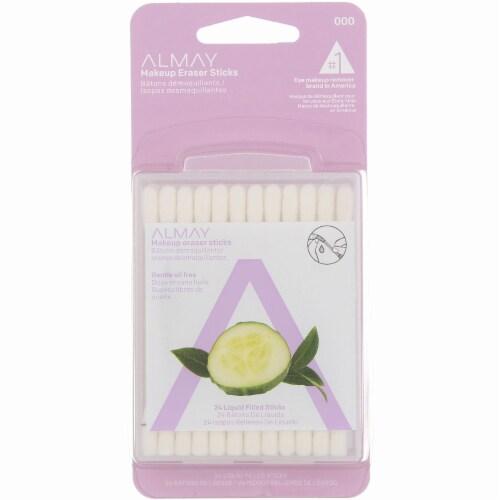 Almay Oil-Free Makeup Eraser Sticks Perspective: front