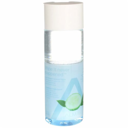 Almay Longwear & Waterproof Eye Makeup Remover Perspective: front