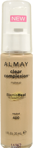 Almay Clear Complexion Neutral Foundation Perspective: front