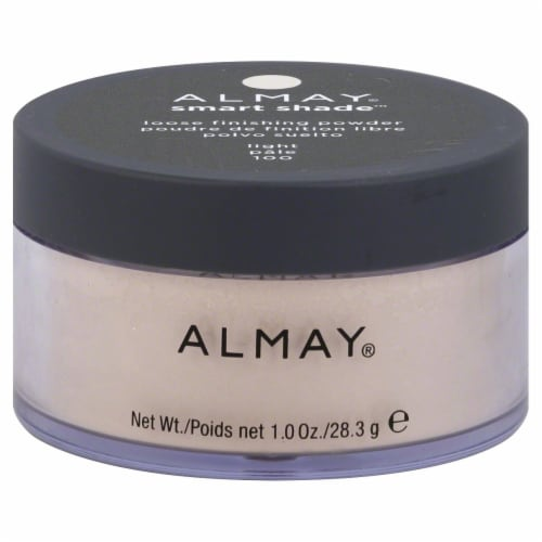 Almay Smart Shade Loose Light Finishing Powder Perspective: front